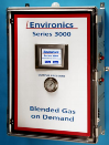 Gas Blending - Gas Delivery System