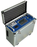 Poratble NDIR Flue Gas Analyzer
